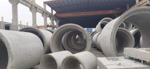 Sản phẩm ống cống bê tông chất lượng